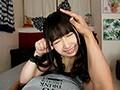 愛須心亜の猫コスプレ